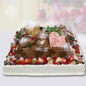 お家のウエディングケーキ