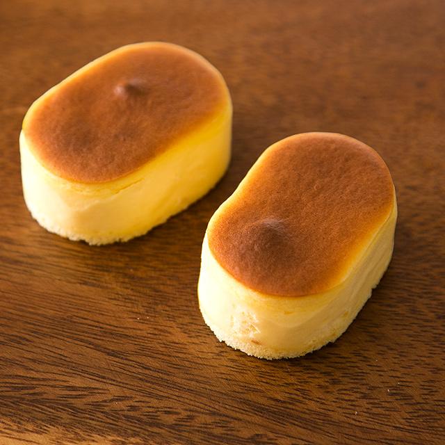にこにこチーズケーキ2個