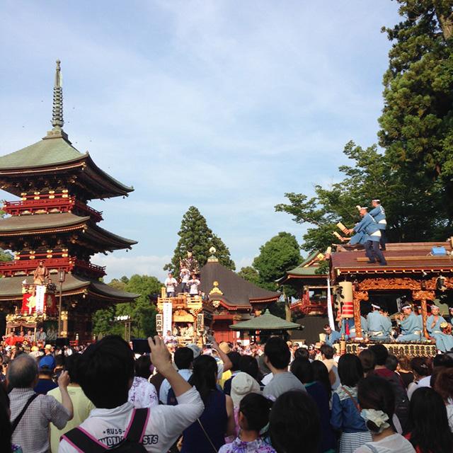 成田祇園祭2015