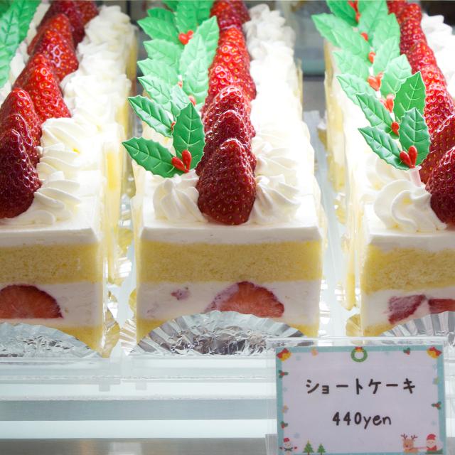ショートケーキ★クリスマスデコレーション