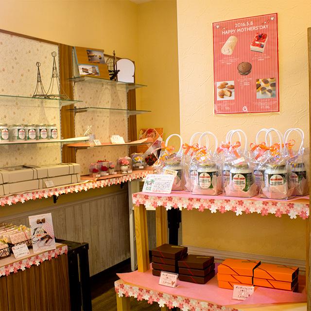 2016年3月20日焼き菓子コーナー其の2