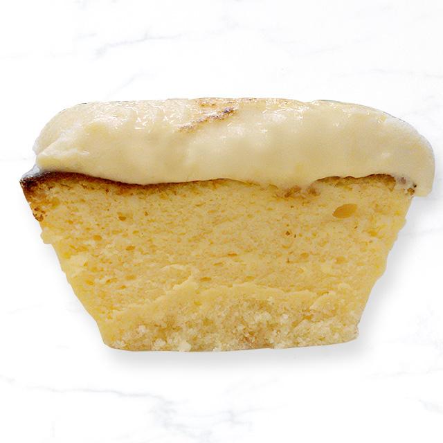 ふわとろチーズの断面