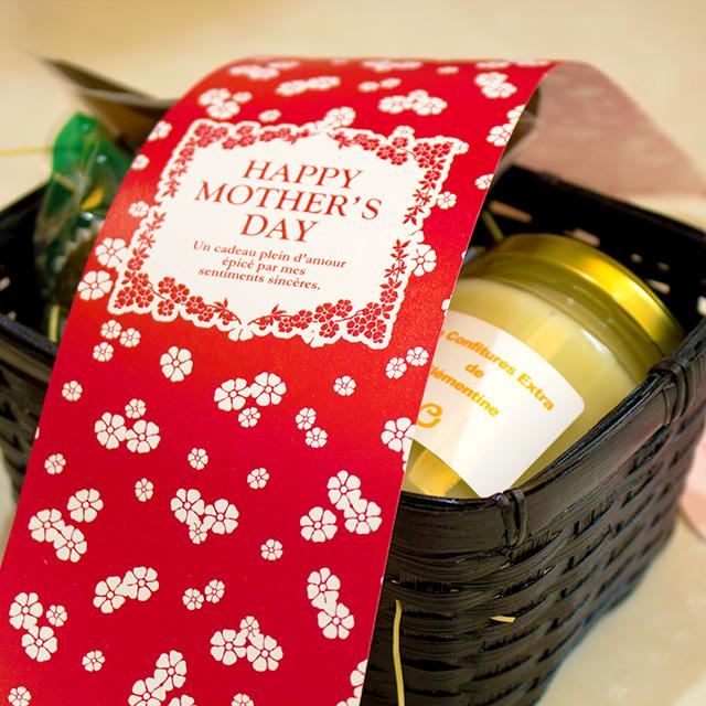 母の日用★焼き菓子とコンフィチュール(ジャム)の詰め合わせ