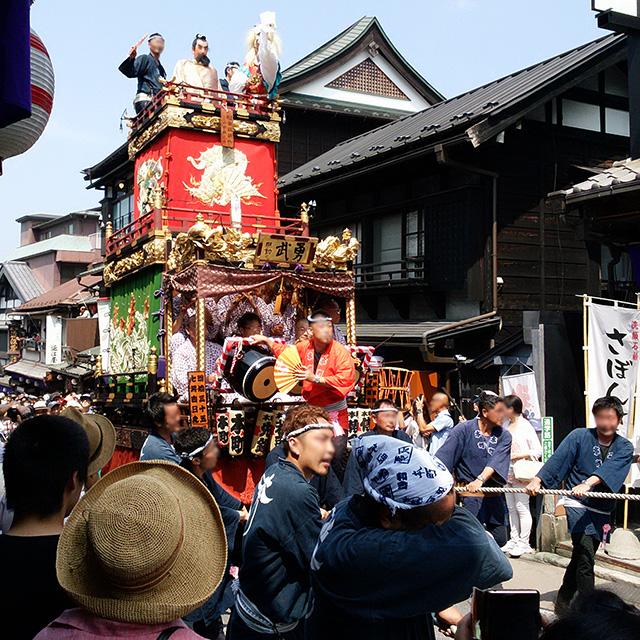 2017成田祇園祭