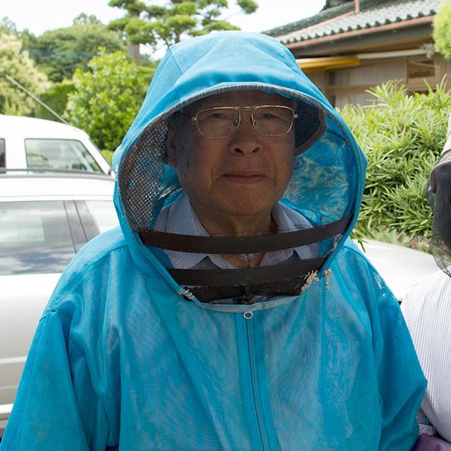 養蜂家の和田さん