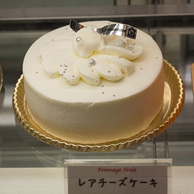 レアチーズケーキ4号