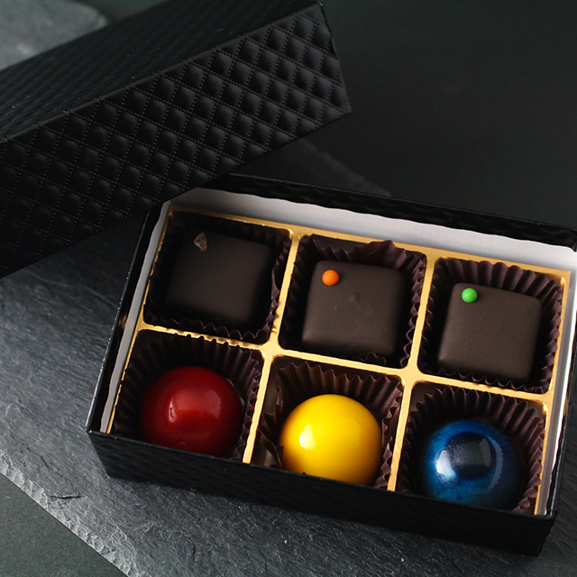自家製ボンボンショコラ2019