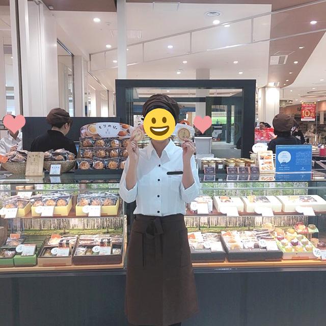 イオンスタイル成田店オープン直前の一枚。